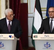 عباس ومؤتمر السلام