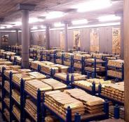 الصين وتخزين الذهب
