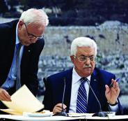 شروط القيادة الفلسطينية لاعادة العلاقة مع اسرائيل