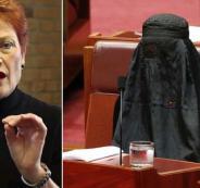 نائبة أسترالية تحضر البرلمان مرتدية النقاب