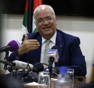 عباس وعريقات