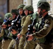 اعتقالات في مخيم جنين