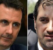 ابن خال بشار الاسد