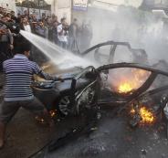 سياسة الاغتيالات في غزة