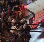 اصابات في شجارات شمال  القدس