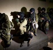 الاستيلاء على وثائق سرية من دورية قائد لواء الكوماندوز الاسرائيلي أثناء اقتحام بالضفة