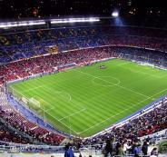 برشلونة والاتحاد الاسباني لكرة القدم