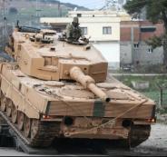 عملية عسكرية تركية ضد الاكراد في سوريا