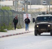 الجيش الاسرائيلي والعمال الفلسطينيين