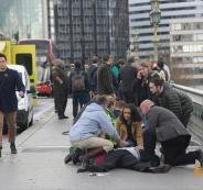 مقتل منفذ هجوم  لندن ورئيسة وزراء بريطانيا بامان