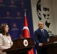 وزير خارجية تركيا واوروبا