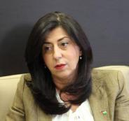 عبير  عودة سفيرة فلسطين في ايطاليا