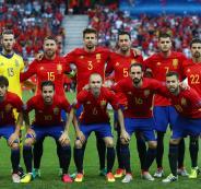 اقالة مدرب المنتخب الاسباني