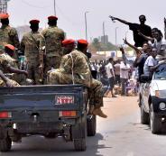 القوات السودانية في الخرطوم