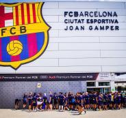 ايرادات نادي برشلونة