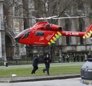 إصابات بحادث دهس في العاصمة البريطانية لندن