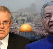 ماليزيا والقدس واستراليا