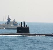 مصر تتسلم أول غواصة بحرية من ألمانيا