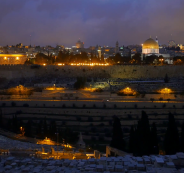 اضاءة القدس بالكهرباء الاردنية