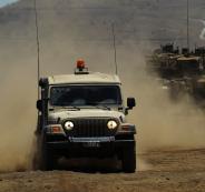 الجيش الاسرائيلي في سوريا