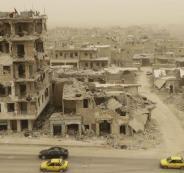 اعادة اعمار سوريا