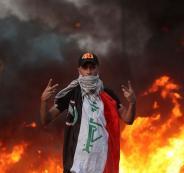 قتلى في احتجاجات العراق