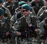 الحرس الثوري يقتل مسلحين