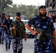 معتقلين سياسيين في غزة