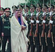 العاهل السعودي والصين وكورنا