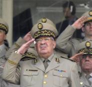 قائد اركان الجيش الجزائري