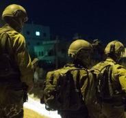 الاحتلال يصيب شاباً ويعتقله في مدينة طوباس