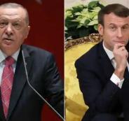 فرنسا وتركيا وماكرون