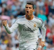 رونالدو على بعد خطوة من معادلة رقم أسطورة ريال مدريد