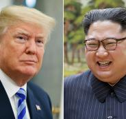 ترامب يلمح إلى إمكانية عقد قمته مع زعيم كوريا الشمالية في موعدها