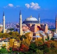 روسيا وتركيا و'آيا صوفياا