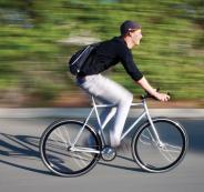 التنقل بين كليات جامعة العلوم والتقنية بواسطة دراجات هوائية