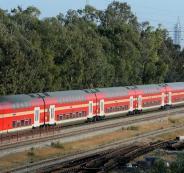السكك الحديدية في اسرائيل