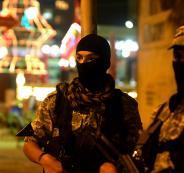 محاصرة قوة عسكرية في مبنى الامم المتحدة بغزة
