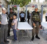 سفير اسرائيل: البوابات الإلكترونية وضعت لحماية المسلمين في الأقصى