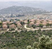 الاستيلاء على اراض فلسطينية في شوفة للمستوطنين