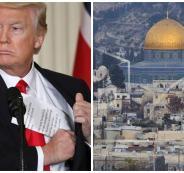 السعودية واعلان ترامب القدس عاصمة لاسرائيل