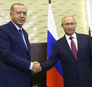 اردوغان وسوريا