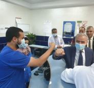 اشتيه ومجمع فلسطين الطبي