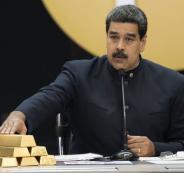 فنزويلا والذهب