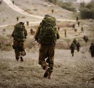 الجيش الاسرائيلي يدفع بكتائب عسكرية الى الضفة الغربية