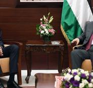 عريقات: لقاء الرئيس مع مبعوثي الرئيس الأميركي كان معمقا وصريحا