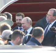 بوتين في روسيا
