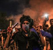 مقتل متظاهرين في العراق