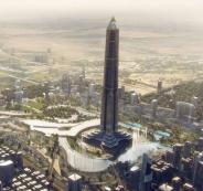 برج في مصر أعلى من برج خليفة