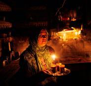 الكهرباء في قطاع غزة تقطع 20 ساعة يومياً!!